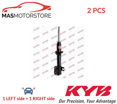 2x 333307 KYB FRONT SHOCK ABSORBER SET SHOCKERS I NEW OE REPLACEMENT