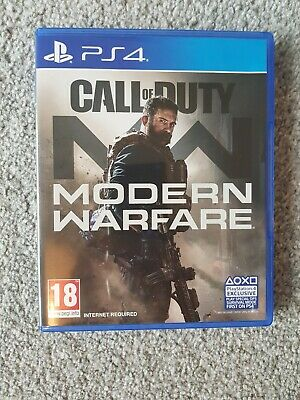 COD Call of Duty Modern Warfare PS4 2019 Perfect condition. *Get for Christmas*