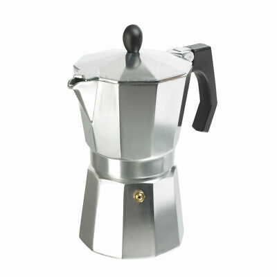 TREND'UP - CAFETIERE MOKA ALU 6 TASSES Aluminium 9 cm TREND'UP