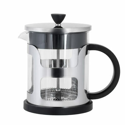 TREND'UP - CAFETIERE A PISTON 1 LITRE Verre 11 cm TREND'UP