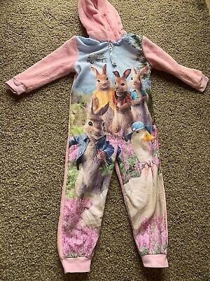 Girls Age 2-3 Years Peter Rabbit One Piece