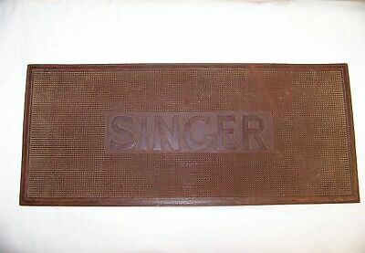 Singer Sewing Machine Mat