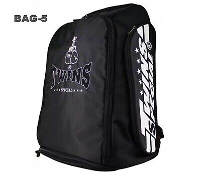 FAIRTEX BAG BACK PACK LAPTOP NOTEBOOK BAG8 MUAY THAI KICK BOXING MMA ACCESSORIES