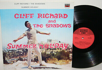 Cliff Richard & The Shadows Summer Holiday Sound Track Lp Uk Mfp5824 Ex+/Ex+