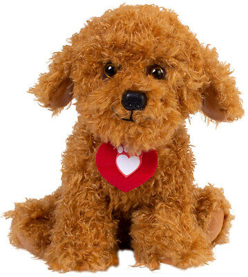 Waffle the Wonder Dog Soft Toy With Sounds 23cm Ages 10 Months+