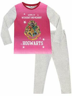 Official Harry Potter Girls Hogwarts Pyjamas Pjs Sleepwear Age 5-6 Years