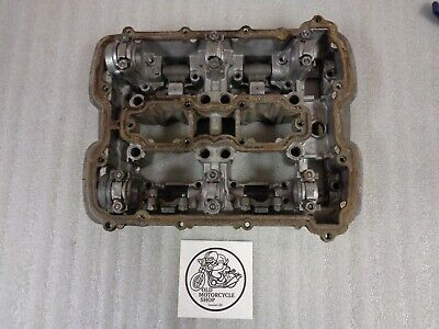 1973 Yamaha Tx500 Engine Motor Cylinder Head Top Upper Cam Case