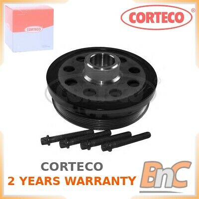 Corteco Crankshaft Belt Pulley Set Bmw Oem 80004879 11237823191