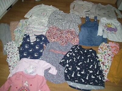 Girls winter bundle of clothing. Age 12-18 months.Mainly Next.