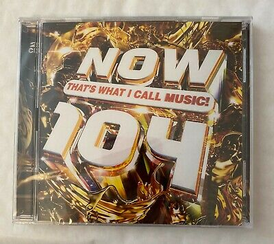 NOW Thats What I Call Music! 104 CD  - Various Artists * New & Sealed *