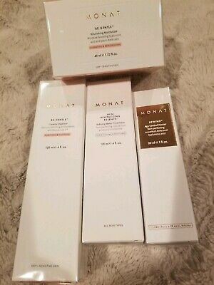 Monat be Gentle Skin Care Collection  4pc NEW