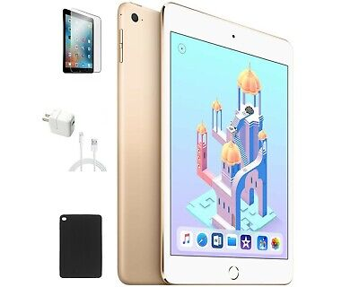 Apple iPad 3rd Generation Black, 16GB, 9.7-inch, Wi-Fi Only, and Bundle Included