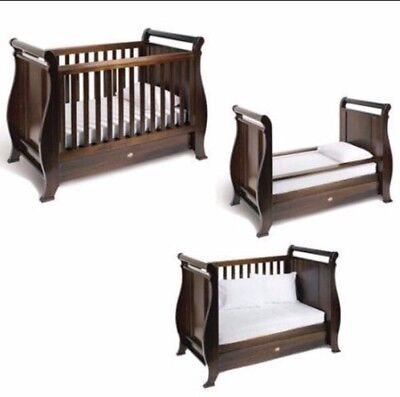 Boori Country Collection Cot and Change Table