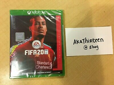 FIFA 20 Champions Edition Video Game (Xbox One) Brand New Factory Sealed
