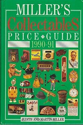 Miller's Collectables Price Guide 1990 - 1991, , Very Good, Hardcover