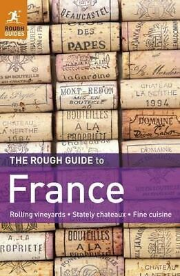 The Rough Guide to France, Rough Guides, Very Good, Paperback