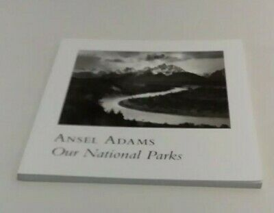 Ansel Adams: Our Natural Parks by Little, Brown & Company (Paperback, 1992)