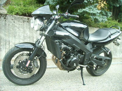Triumph Speed four 2003 ca. 36oookm Modell 806LB
