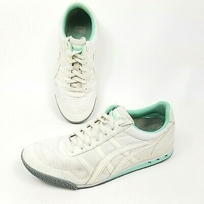 Onitsuka Tiger Womens Ultimate 81 Shoes 1182A019 Size 10 Cream Birch Sneakers