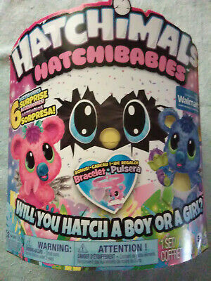 Hatchimals - Hatchibabies - * Ponette / Cheetree Egg * - Have A Boy Or Girl ???