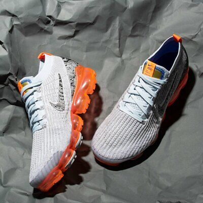 Nike Men's Air Vapormax Flyknit 3 2019 AJ6900-001  Running Trainers Shoes 9.5 US