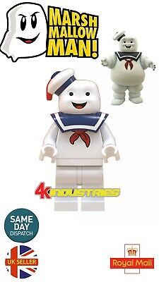 Marshmallow Man Mini Figure Mr. Stay Puft Ghostbusters Tubby Soft UK Seller