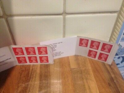 1st Class Stamps NEW x 11 Royal Mail Postage - Self Adhesive - First- Book - UK