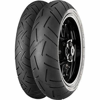 Continental - 02444330000 - Conti Sport Attack 3 Rear Tire, 190/ 50ZR-17
