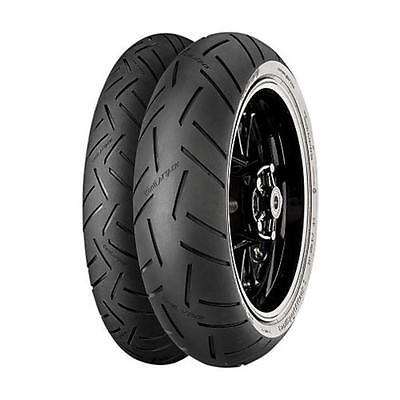 Continental - 02444310000 - Conti Sport Attack 3 Rear Tire, 160/60-17