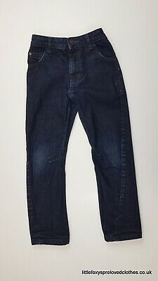 6-7 year George boys dark jeans denim