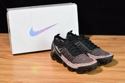 Nike Air Vapormax Flyknit 2 Men Running Shoes Movement Fitness City Trail Multi