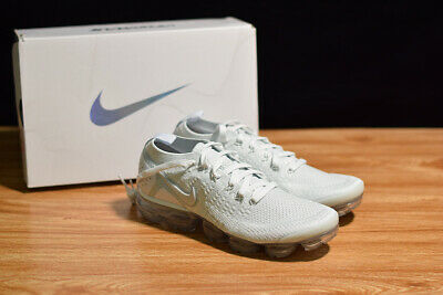 Nike Air Vapormax Flyknit 2 Men Running Shoes Movement Fitness City Trail White