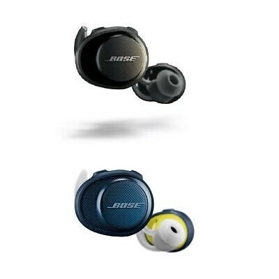Brand New Bose Soundsport Free Wireless Limited Edition Navy & Black Headphones