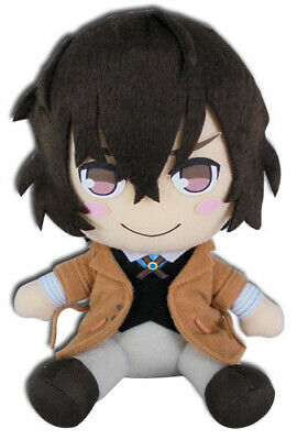 Bungo Stray Dogs Plush Doll Stuffed toy Osamu Dazai 20cm GIFT Anime from JAPAN