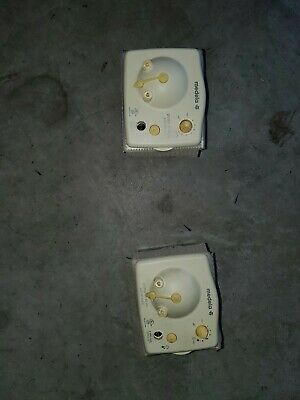 Free Ship Lot 2 Medela Pump Advanced Double Breast Pump Motor Only Replacement