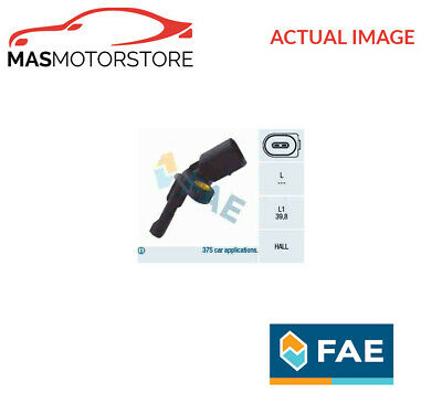 Seat Altea 5P1 1.9 TDI Genuine Intermotor Rear Right ABS Wheel Speed Sensor