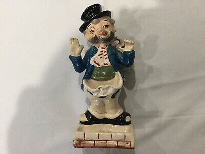 RETRO HOBO FIGURINE FROM THE 50/60s