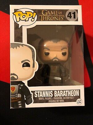 Funko Pop Stannis Baratheon 41 Game of Thrones