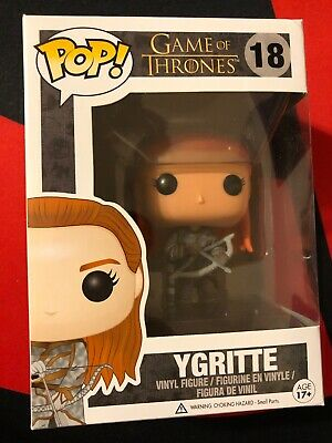 Funko Pop Ygritte 18 Game of Thrones