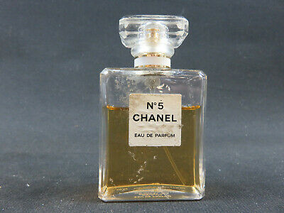CHANEL No 5 eau de parfum 1.7 fl oz / 50 mL authentic