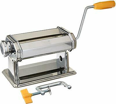 AMACO Craft Clay  PASTA MACHINE FOR USE WITH POLYMER CLAYS &  SOFT METAL SHEETS