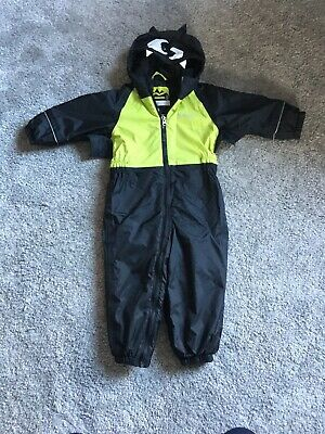 Regatta All In One Puddle Waterproof Suit 18-24 Months