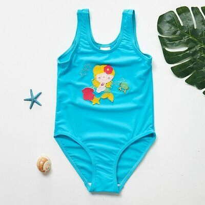 Girls Swimwear Cute Kids Swimsuit Flamingo Baby Girls Beach Children