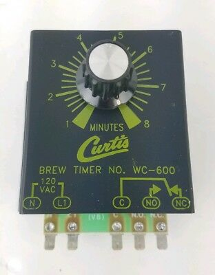 Curtis - WC-600 Brew Timer SEALED