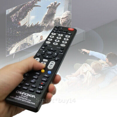 Universal TV Remote Control For Hitachi LCD LED 3D HD Smart TV Replacement OZ W