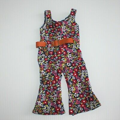 American Girl Julie Albright Groovy Floral Jumpsuit for Doll Only