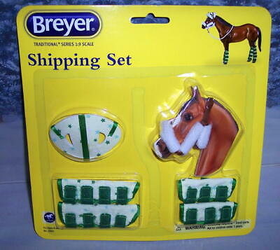 Breyer NEW Grooming Kit 2075 Tote Brush Clippers Pick Traditional Model Horse