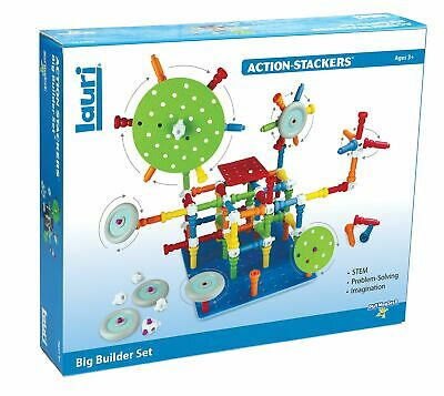PlayMonster Lauri Action-Stackers - Big Builder Set