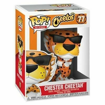 Funko Pop! Chester Cheetah Cheetos Ad Icons  #77 - In Stock