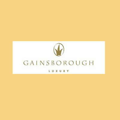 GAINSBOROUGH Sand King Single Fitted Sheet with Pillowcases Set | 250TC Percale